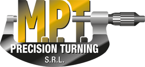M.P.T. S.r.l. Precision turning logo